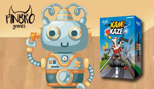 CONCURSO KAMIKAZE EN MEEPLEFACTORY 2019 – Pinbro Games Granada.