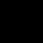 Logo Negro sobre transparente 500x500