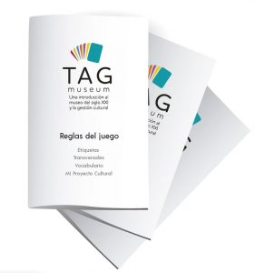 Tag Museum folletos