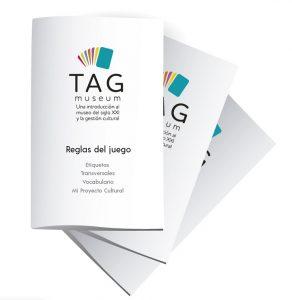 Tag Museum folletos
