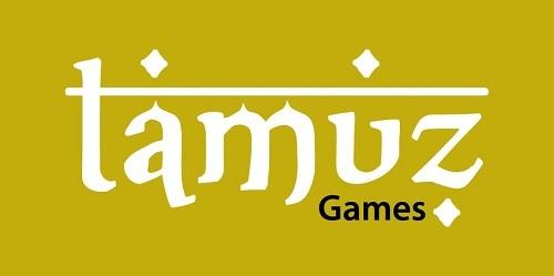 logotipo tamuz games