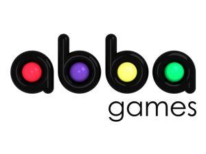 logotipo abba games